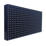 "Pantalla LED de exteriores de alta definiciónP8 32x16 RGB DIP En un color llano del interior P8 Medium 32x16 RGB LED Matrix Panel(10.07"" x 5.03"" x 0.5"")"