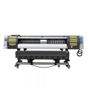 TP18 Dye Sublimation and ECO Solvent Printer With Epson 4720 Head