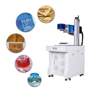 20W/30W/50W CO2 Laser Marking Machine for Non-Metal