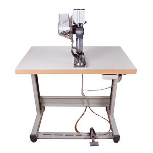 PM-1 Pneumatic Eyelet Machine with Table