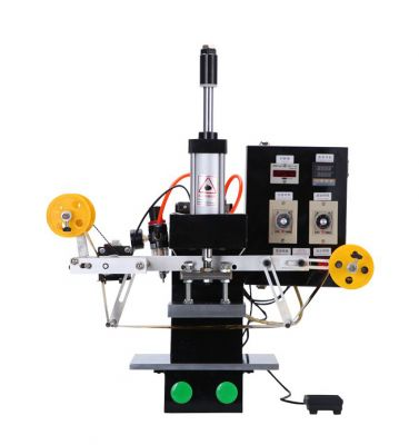 Automatic Pneumatic Hot  Foil Stamping Machine