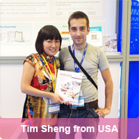 Tim Sheng from USA